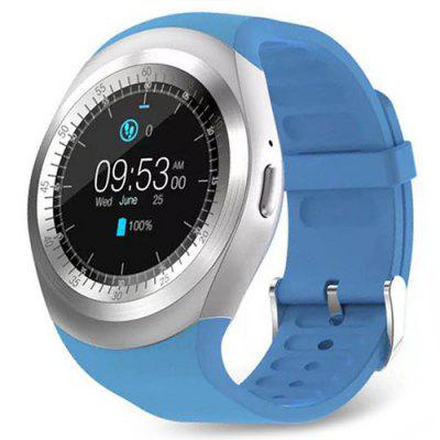 Y1 Smart Bluetooth ceas de telefon SmartWatch sport