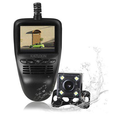 KATUXIN RS801 2.0 inch WiFi Car DVR 1080P HD Recorder Image