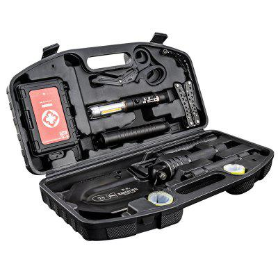 HX OUTDOORS GBC - 37 Car Emergency Tools Set