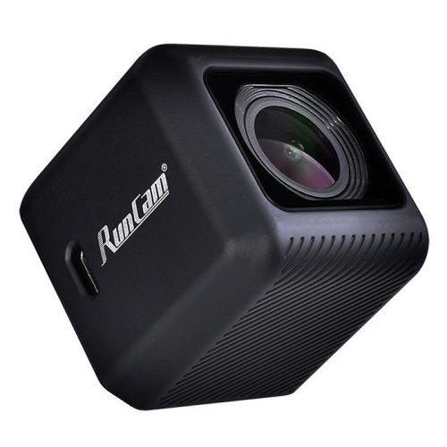RunCam 5 12MP 4K Cam HD Recording 145 Degree NTSC / PAL 16:9 / 4:3 Switchable FPV Action Camera Bulit-in Battery for RC Racing Drone
