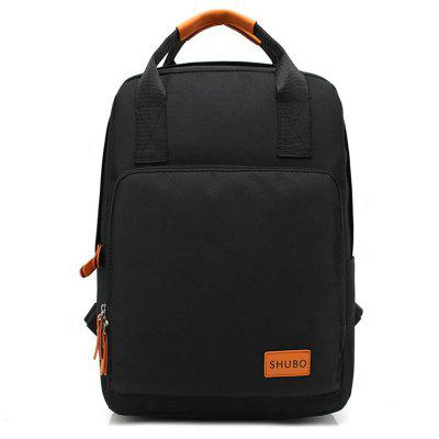 Large Capacity Men's Travel Backpack College Student Business Bag