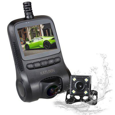 KATUXIN RS400 2.0 inch WiFi Car DVR 1080P HD Recorder Image
