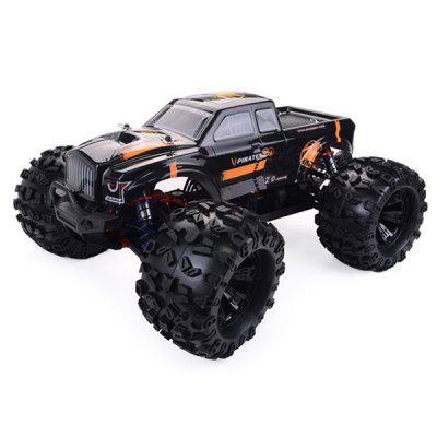 ZD Racing MT8 Pirate 3 1/8 Camion Monstre RC sans Brosse RTR