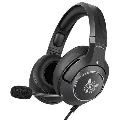 ONIKUMA K9 Gaming Headphone Auriculares estéreo con cable y micrófono