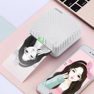 Gocomma GOOJPRT Portable Wireless Bluetooth Photo Printer