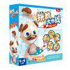 Tricky Funny Face Changing Fighting Parent-child Interactive Game Toy - MULTI
