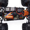 ZD Racing MT8 Pirate 3 1/8 Brushless RC Monster Truck RTR - ORANGE