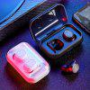 Touch Bluetooth V5.0 Wireless Earphones - WHITE