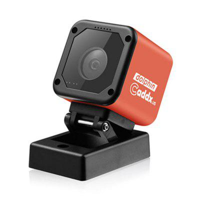 Caddx Dolphin Starlight 1080P 150 Gradi WiFi Mini Fotocamera Sportiva Internet Streaming DVR Registratore di Guida per Auto HD Registrazione Macchine Fotografica