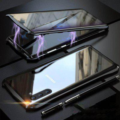 Double Sided Glass Full Protection Phone Case for Samsung Galaxy Note 10