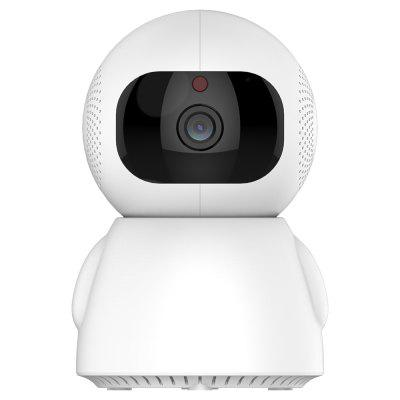 TD - X3 - 100W 720P HD WiFi síťová IP kamera 1.0MP Baby Monitor