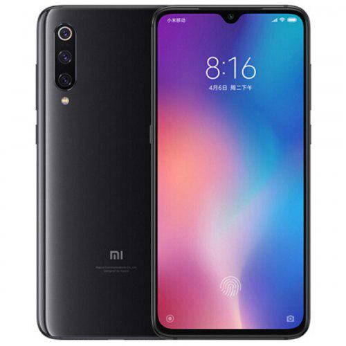 Gearbest Xiaomi Mi 9 4G Phablet 8GB RAM 256GB ROM - Gray 6.39 inch MIUI 10 Snapdragon 855 Octa Core 2.84GHz + 2.42GHz + 1.80GHz 48.0MP + 12.0MP + 16.0MP Rear Camera 3300mAh Battery
