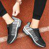 Breathable Men's Air Cushion Couple Sports Shoes - GRAY