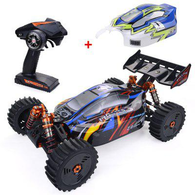ZD Racing 9020 - V3 1: 8 4WD Buggy 120A ESC 4268 Brushless Motor RC Car
