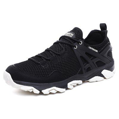 Ultra Light Men's Large Size Outdoor Breathable Mesh Sneakers