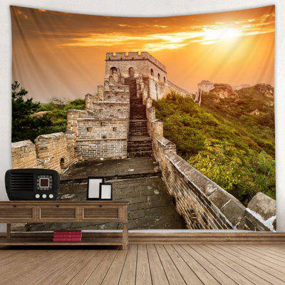 The Great Wall Stairs Pattern Background Wall Decoration Tapestry