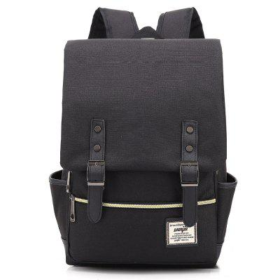 Personality Retro Men Outdoor Travel Backpack Fashion
