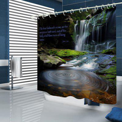 Waterfall Running Water Water Curtain
