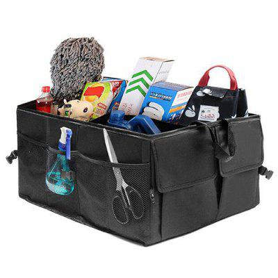 AutoYouth Car Trunk Organizer Holder Eco-friendly Super Durable Collapsible Cargo Storage Box
