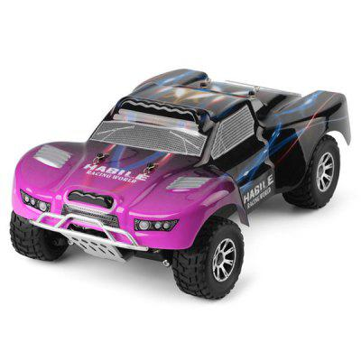 Wltoys 18403 1:18 2.4G Four-wheel Drive RC Car Electric Short-haul RTR