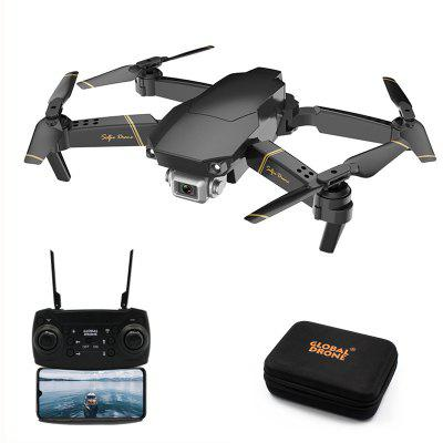 GlobalDrone GD89 Foldable RC Drone - RTF Image