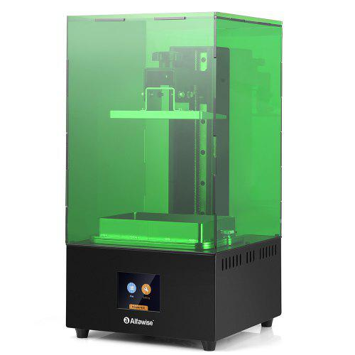 Alfawise W20 UV LCD 3D Printer 2K Resolution Build Volume 120 x 68 x 170mm