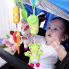Wind Chime Baby Stroller Bed Hanging Rattle - MULTI-A