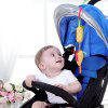 Wind Chime Baby Stroller Bed Hanging Rattle - MULTI-C