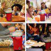 NATHOME Household Popcorn Machine from Xiaomi youpin - RED