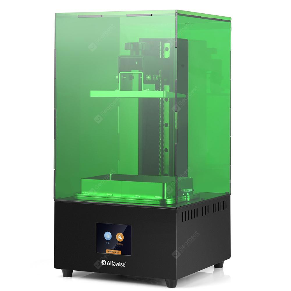 Alfawise W20 UV LCD 3D Printer 2K Resolu