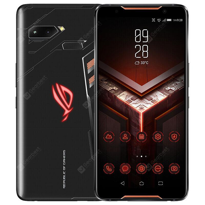 ASUS ROG ZS600KL Gaming Phone 4G Phablet International Version - Black Standerd Version