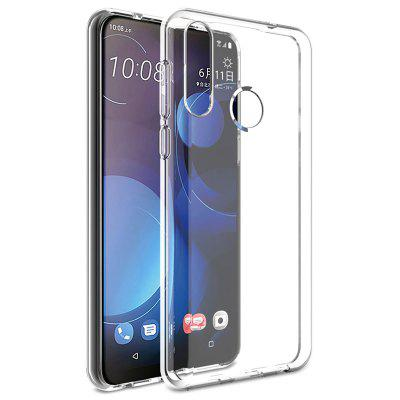 Naxtop Soft TPU Back Cover Phone Case for HTC Desire 19+