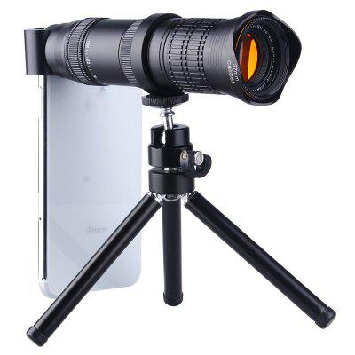 1830 Mobile Phone Zoom 18 - 30 Times Telephoto Lens