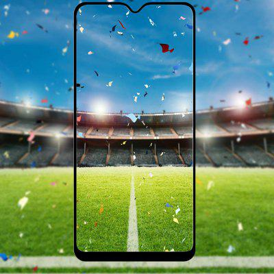 QULLOO 2.5D Full Coverage Protective Film for Samsung Galaxy A10 / M10 / M20