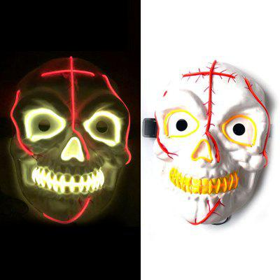 Glowing Mask for Halloween