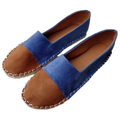 Casual Breathable Lazy Numb Women Flat Shoes