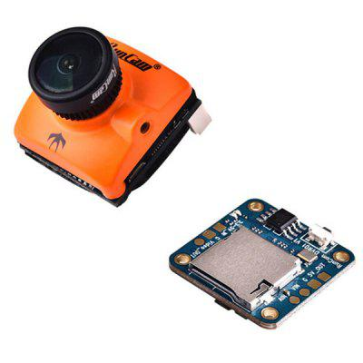 RunCam Micro Swift 3 600TVL CCD Mini cámara FPV 2.1mm / 2.3mm OSD