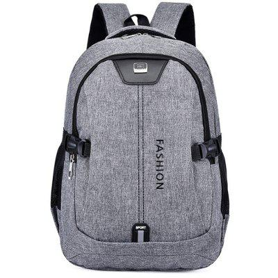 Men's Casual Backpack Outdoor Travel with Adjustable Shoulder Strap