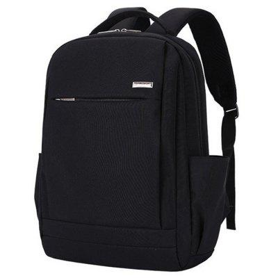 Korean Version School Bag Men Backpack with Adjustable Strap