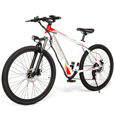 Samebike SH26 High Carbon Steel Mountain Electric Bicycle  Image