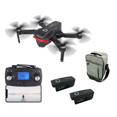 LEAD HONOR X46G GPS 5G WiFi FPV con 4K Doppie Fotocamere Brushless RC Drone