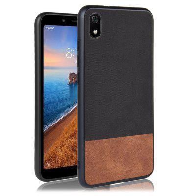 Luanke Contrast Color Protective Phone Case for Xiaomi Redmi 7A