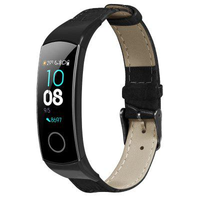TAMISTER Bamboo Stripe Belt Vervanging Polsband voor HUAWEI Honor Band 5/4