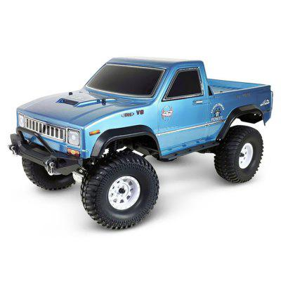 HSP RGT EX86110 1/10 2.4G Four-wheel Drive RC Car Electric Off-road Vehicle Climbing Rock Crawler Type RTR Model