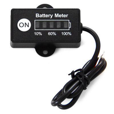 BI005 Electric Car Mini Electricity Battery Meter