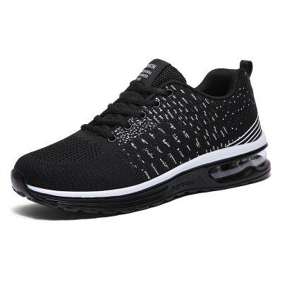 Breathable Spring Air Cushion Sports Men's Casual Shoes