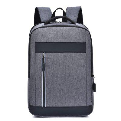 Mochila antirrobo Creative Fashion Men con puerto de carga USB