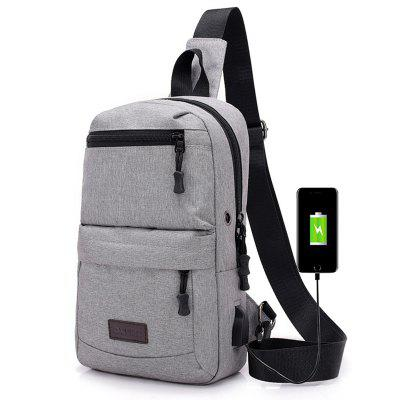 High Quality Chest Bag Multi-layer Men's Outdoor Riding Bag