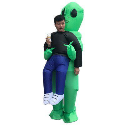 Alien Inflatables Halloween Bar Stage Clothes