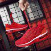 Breathable Spring Air Cushion Sports Men's Casual Shoes - RED